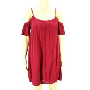 One Clothing Women Dress Mini Red